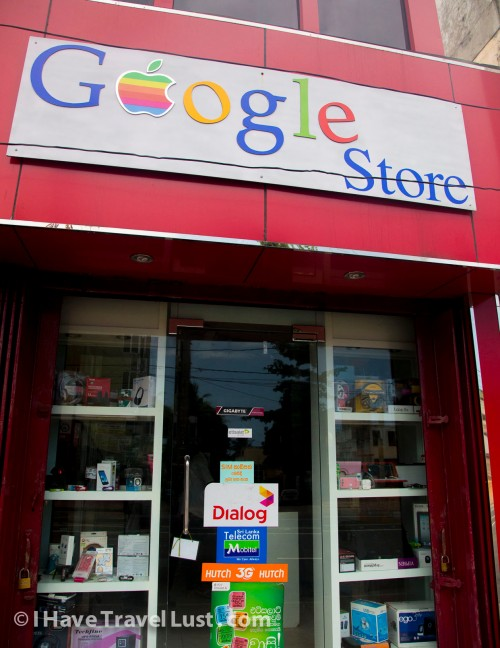 It is a google or apple store